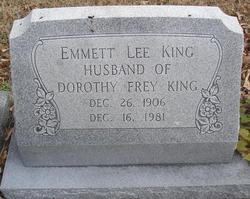 Emmett Lee King