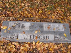 Vernon Thedford