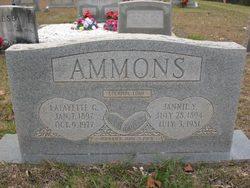 Jannie Y <i>Oglesby</i> Ammons