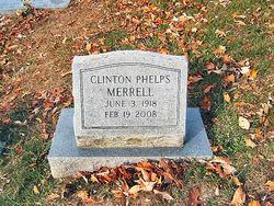 Clinton Phelp Mr.Phelp Merrell