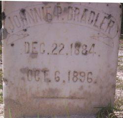 Johnnie P Bradler