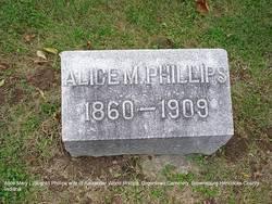 Alice Mary <i>Wright</i> Phillips