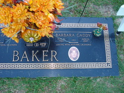 Barbara <i>Gaddy</i> Baker