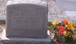 D Eva Garrett
