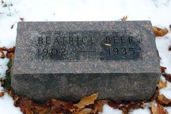 Beatrice <i>Donough</i> Beer