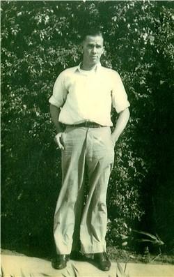 George Augustus (Gusta) Rhames