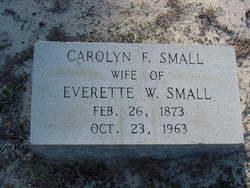 Carolyn Callie <i>Ford</i> Small