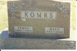 Mely Komrs