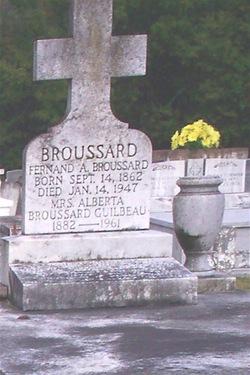 Fernand A. Broussard