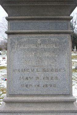George Washington Geddes