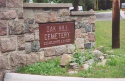 Oak Hill Cemetery
