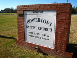Howertons Baptist Church Cemetery