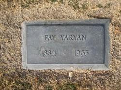 Fay Yaryan