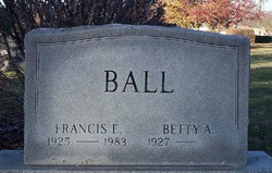 Francis Eugene Ball