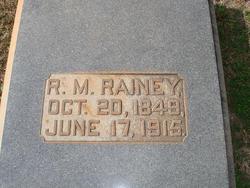 Reuben Marion Rainey