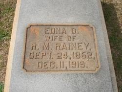 Edna Dorah <i>Peacock</i> Rainey