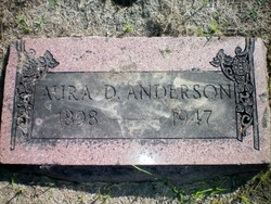 Aura D. Anderson