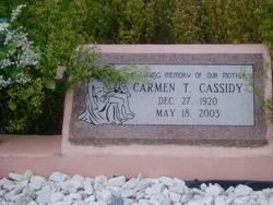 Carmen <i>Trujillo</i> Cassidy