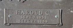 Harold C. Hutson