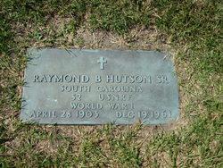 Raymond Baker Hutson, Sr