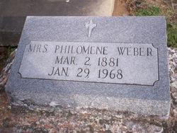 Philomene Philo <i>Stemmans</i> Weber