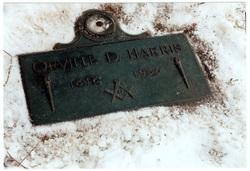 Orville Duloss Harris