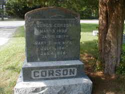 Mary E <i>Sacks</i> Corson