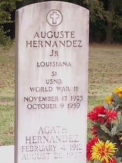 Auguste Hernandez, Jr