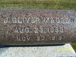 J Oliver Madsen