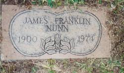 James Franklin Nunn
