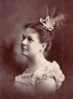 Leila Ella <i>Venable</i> Ellis