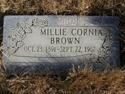 Millie Maria <i>Porter</i> Brown