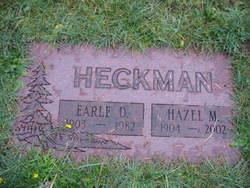 Hazel M <i>Price</i> Heckman