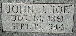 Johann Joseph Joe Becker