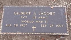 Gilbert A. Jacoby