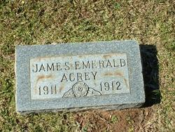 James Emerald Acery