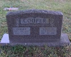 Eula M <i>Bohannon</i> Cooper