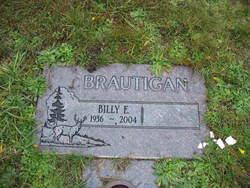 Billie E Brautigan