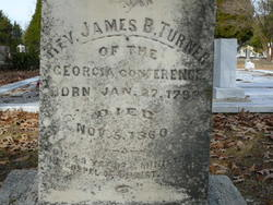 Rev James Barton Turner