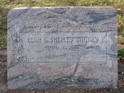 Leila Grace <i>Shelley</i> Matney
