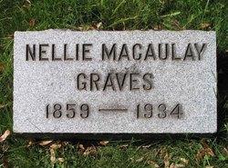 Nellie <i>Macaulay</i> Graves