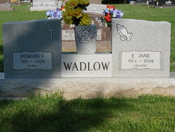 Howard F Wadlow