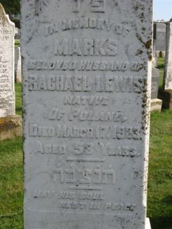 Marks Lewis