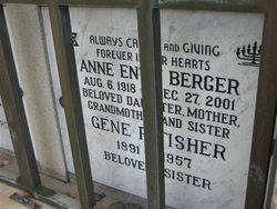 Anne <i>Entin</i> Berger
