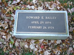 Howard E. Bailey