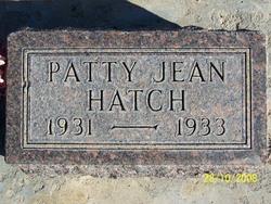 Patty Jean Hatch