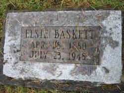 Elsie May Baskett