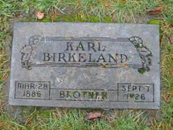 Karl Birkeland