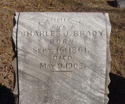 Frances L Fannie <i>Mason</i> Brady