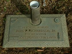 J. P Big Bopper Richardson, Jr